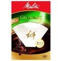 Фильтры для кофеварок Melitta Gourmet белый, 80шт/уп, 1х4см, 3 арома-зоны