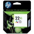 Картридж струйный HP 22XL C9352CE цв. пов. емк. для DJ F370/F380/F4180