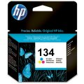 HP C9363HE Цветной картридж высокой емкости 134 для DJ 6543/5743/5740/6843 PS 325/375/8153/8453 PSC2