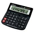 Калькулятор Canon WS-220 TC настольный  (12 разр.)