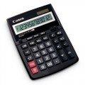 Калькулятор настольный Canon WS-2224 черный, 14 разрядов, бухгалтерский