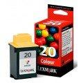 Lexmark 15M0120E Стандартный картридж к Z42/Z51/Z52 (цветной)