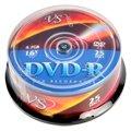 Диск DVD-R Vs 4.7Gb, 16x, Cake Box, 25шт/уп