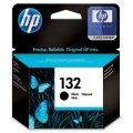 HP C9362HE Чёрный струйный картридж НР 132 (5 мл)