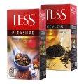 Чай ТЕСС п Caramel Charm 20х1,8 гр пакетиков-пирамидок 0883