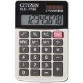 Калькулятор CITIZEN карманный SLD-7708, 8 разр., двойное питание, 112х68мм, оригинальный