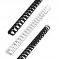 Пружины для переплета пластиковые Fellowes, на 140-170 листов, 19мм, 100шт, кольцо