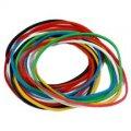 Резинки для денег BRAUBERG (натур. каучук!) цветные, 500 г, 900шт. + 5%, 440050