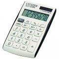 Калькулятор карманный Citizen SLD-322BK черно-белый, 8 разрядов