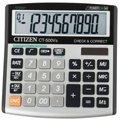 Калькулятор настольный Citizen CT-500 VII серый, 10 разрядов