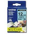 Картридж для принтера этикеток Brother TZ/TZe-531, 12мм х 8м, синий с черными буквами, пластик
