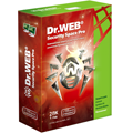 ����������� ����������� Dr.Web Security Space Pro(2��/1�) BHW-B-12M-2A3-1