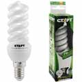 Электрич.лампа энергосб. СТАРТ 11W (60Вт) E14 FSP тепл. бел.