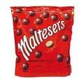 Шоколад MALTESERS Шарики с начинкой 175г