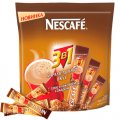 Кофе порционный Nescafe Карамель 3в1, растворимый, пакет