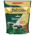 Кофе Якобс Монарх Velvet растворимый, 150 г ПАКЕТ
