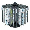 Демосистема настольная Proмega Оffice 30 панелей, А4, черная, FDS009