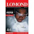 Lomond Термотрансферная бумага для светлых тканей, А4, 140 г/м2, 10 листов