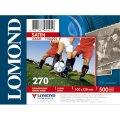 Lоmond  Фотобумага  односторонняя Warm Satin ,270 г , 10х15, 500 листов