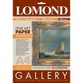 Lomond Бумага Linen, 210г/м2, слабовыраженная льняная фактура, натурально-белого цвета, одностороння