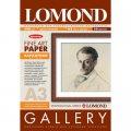 Lomond Бумага Velour, 290г/м2, бархатистая, ярко-белого цвета, матовая, односторонняя ,10 листов