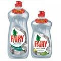 Средство для мытья посуды FAIRY Platinum Ледяная свежесть, 480мл