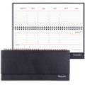 Планинг недатированный Brauberg Select, 14х30.5см, 60 листов, под зернистую кожу