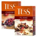 Чай Tess, травяной, листовой