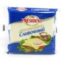 Сыр плавленый President Мастер Бутерброда, 45%, 300г
