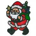 Наклейка на окно Mag-2000 Дед Мороз, 14х19см
