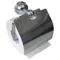 Держатель туалетной бумаги хром, металл