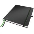 Блокнот Leitz Complete iPad, А4, 80 листов, в клетку, на сшивке, с резинкой, твердая обложка