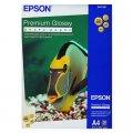 Глянцевая Бумага Epson Премиум, для струйной печати, А4, глянцевая