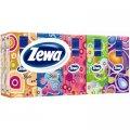 Носовые платки Zewa Design 24уп х 10шт, 3 слоя