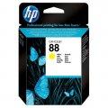 Картридж струйный HP 88 C9388AE жел. для OJ Pro L7480/7590/7680