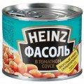 Фасоль Heinz, в томатном соусе, 200г.