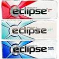 Жевательная резинка Eclipse, свежая мята, 13,6г.х30шт