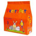 Наполнитель для грызунов Prettycat С морковными чипсами, 3л