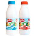 Молоко Вкуснотеево 2,5%, пастеризованное, 900мл.