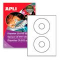 �������� APLI, �4, �D-DVD d=114, d=41, 2��/�, 100�, �������. 10166