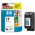 HP C6625A (color) картридж №17 для DJ816c/825c/840c/843c/845c