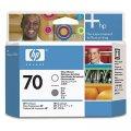 HP C9410A (gloss enhancer and grey) printheard №70 для Z2100/3100/9180