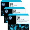 Пурпурные картриджи Designjet HP 761, 400 мл, 3 шт. в упаковке,