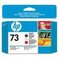 Струйная печатающая головка HP N73 CD949A (matte black and chromatic red)