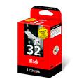 Картридж струйный Lexmark 32 18C0032E, черный