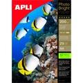 Фотобумага для струйных принтеров Apli Satin А4, 60 листов, 200 г/м2, матовая, 4136