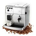 Кофемашина автоматическая Colet Q004, 1300Вт, серебристая