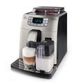 Автоматическая кофемашина Saeco Intelia Cappuccino steel black HD 8753/94