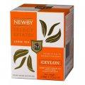 Чай Newby Ceylon, черный листовой 100г