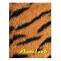 Блокнот Staff Тигровый, А6, 80 листов, клетка